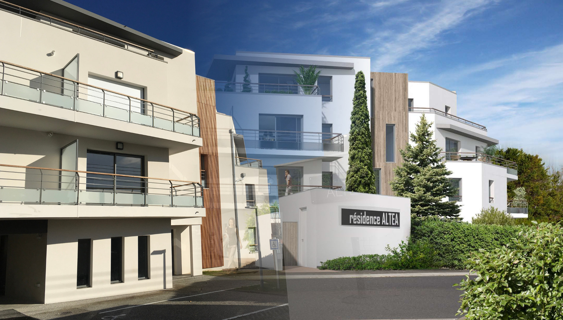 Immotec promotion promoteur immobilier bayonne for Mobilier anglet